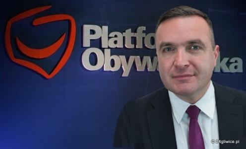 Radny Kajetan Gornig (PO) złożył wniosek o zawieszenie w strukturach partii. - po-gornig-496x300