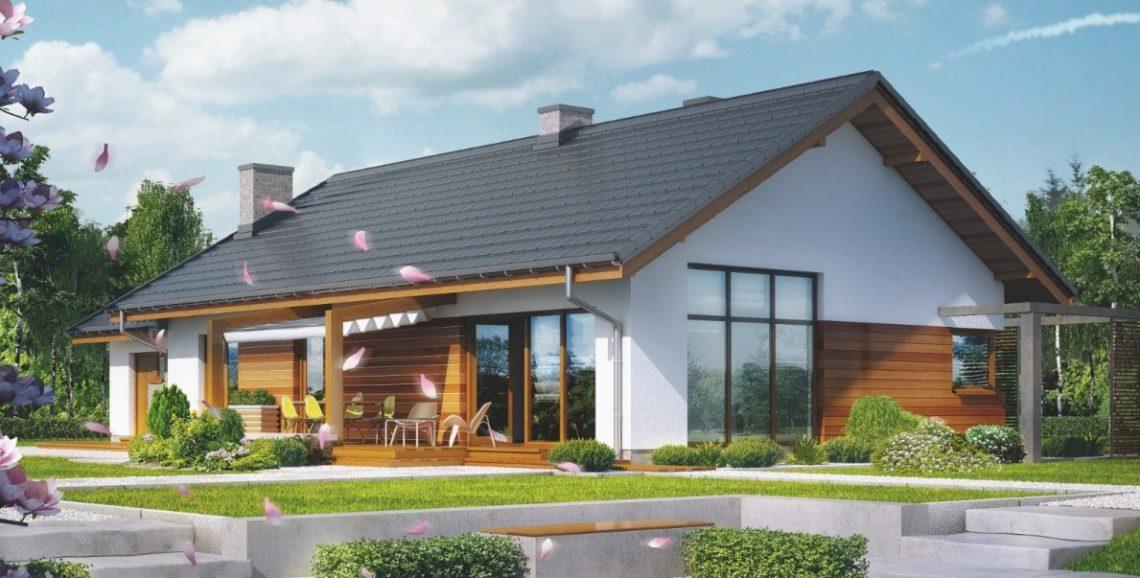 Wspaniały Nowy dom za 259 tysięcy złotych! – w 90 dni, z gwarancją 50 lat RT96