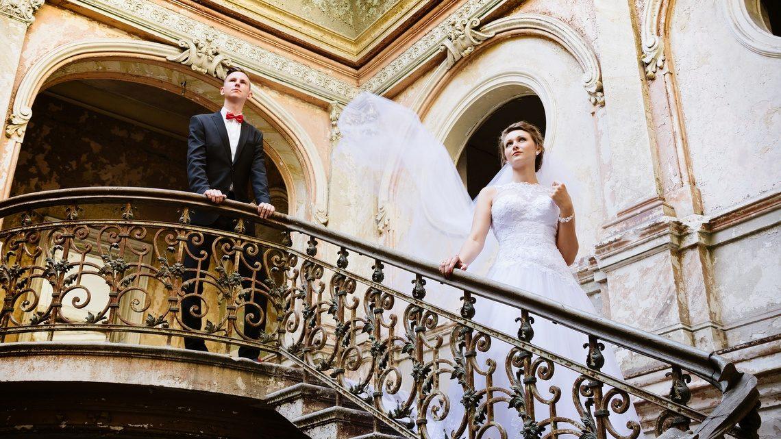 Niezwykłe Zdjęcia Pary Młodej Oryginalne Pomysły Na Sesję ślubną